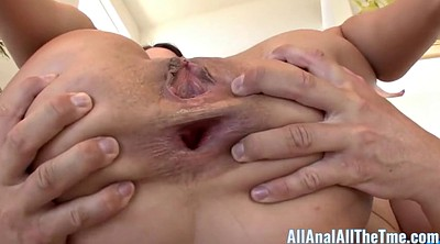 Ass lick, Russian creampie, Russian anal