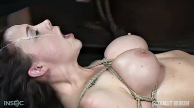 Chanel preston, Rough, Gay bondage, Missionary, Double pussy, Double black