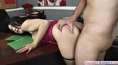 Office, Secretary, Noelle easton, In front
