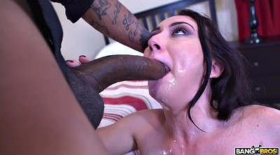 Deep throat, Huge cocks, Mandy muse, Huge black cock