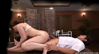 Japanese massage, Japanese big tits