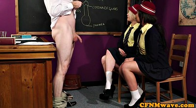 Teacher, Student, Domination, British teacher, Dominated