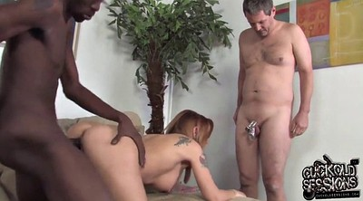 Interracial, Watching wife