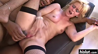 Milf stocking, Milf creampie, Stockings creampie