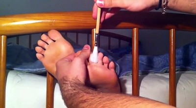 Tickle, Tickling, Nylon feet, Nylon foot, Tickled, Tickle feet