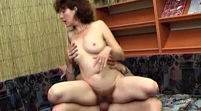 Red milf, Russian hairy, Hairy russian