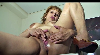 Masturbation, Spanish, Mature masturbation