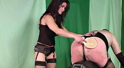 Spanking, Crossdressing, Paddling, Paddled