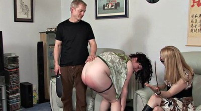 Aunt, Spanks, Uncle, Spanking girls