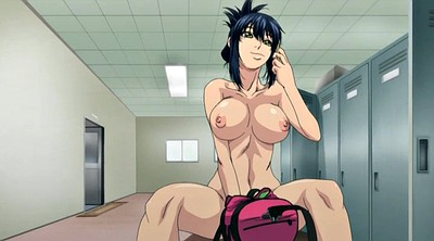 Animation, Anime, Japanese anime, Gas, Asian bondage, Animated