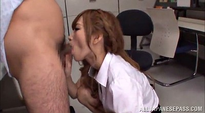 Office sex, Asian hairy