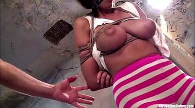 Bondage, Whip, Vibe, Fuck nipples, Machine bdsm