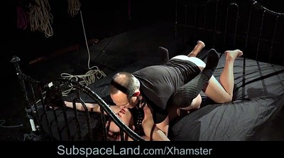 Spanking, Hard spank, Submission