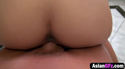 Tight pussy fuck, White pussy, Asian white