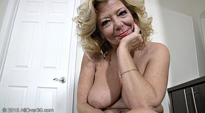 Hairy granny, Mature tits, Pussy show, Hairy show