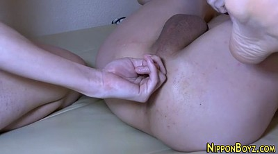 Asian anal, Asian twink