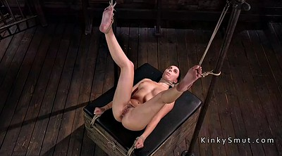 Hogtied, Hogtie, Suspended