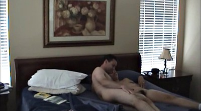 Hidden couple, Hairy wife, Bed