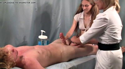 Cute, Lesson, Cfnm cumshot