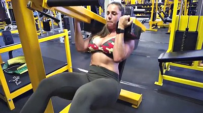 Gym, Fitness, Sports, Cameltoe, Yes