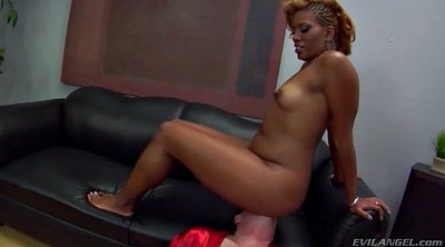 Black foot, Femdom handjob, Friend, Chubby boy, Foot licking, Boy foot