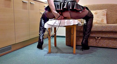 Latex, Boots, Hotel, Leather anal, Latex anal