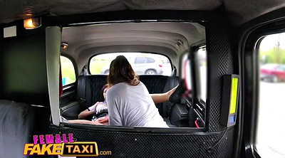 Car, Lesbian cum, Czech taxi, Female fake taxi, Fake cum, Female taxi