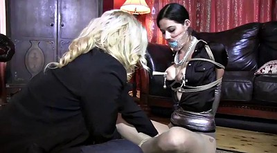Tied, Blouse, Slave girl