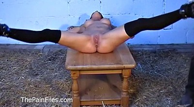 Slave, Torture, Train, Tit torture, Bondage torture, Big nipples