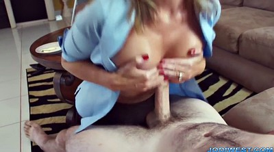 Hot mom, Mom hot, Mom handjob