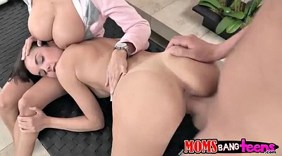 Horny mom, Mom ass, Fingers, Mom handjob, Mom and daughter, Mom and daughters