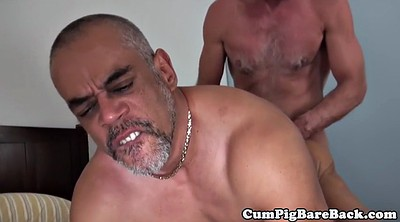Cumshot, Mature interracial, Mature bbc