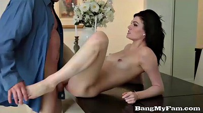 Step mom, Big tits mom, Jessica, Mom fuck, Dad mom