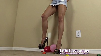 Panty upskirt, Leg, Pop, Upskirts, Popping, Long leg