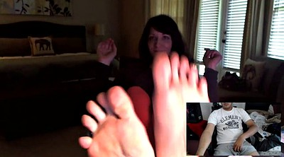 Foot, Mistress t, Dee