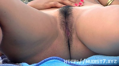 Beach, Hidden, Nudist, Teen nudist
