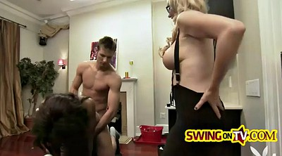 Swinger foursome, Reality show