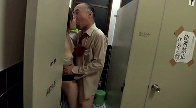 Toilet, Old asian, Toilets, Old guy, Asian old, Asian nipple