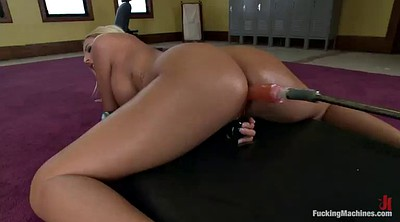 Machine, Oiled, Fuck machine, Hot fuck