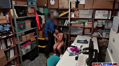Office, Lily, Shoplifting, Shoplifter
