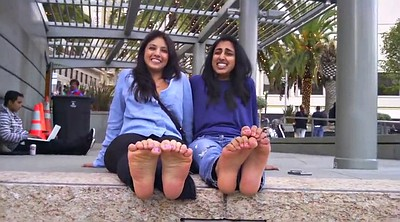 Arab, Talks, Girls feet, Indian girl, Girls foot