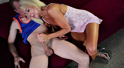 Mature handjob, Old mature