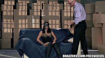 Boots, Blindfold