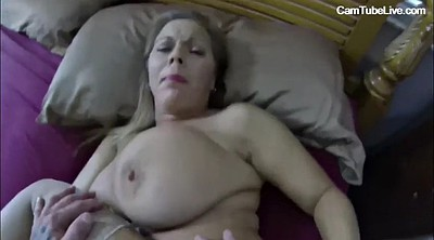 Mother, Dick, Mother ass, Amateur gangbang