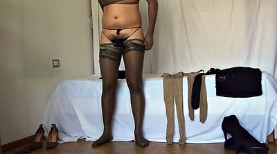 Cd, Pantyhose masturbation, Pantyhose encased