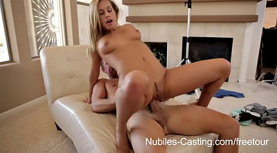 Teen casting, Teen beautiful, Nubile
