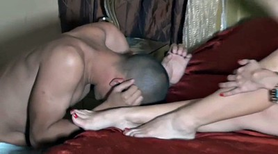 Punish, Feet slave