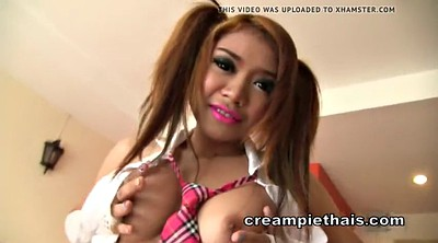 First time, Thai creampie, Asian creampie, Thai teen, Thai teens, Thai teen creampie