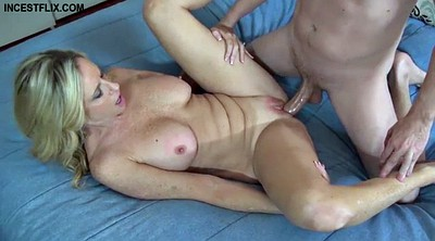 Step, Striptease, Step son, Big cock, Suit, Bath mom