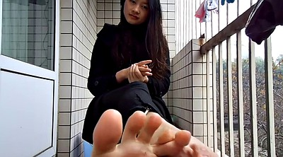 Chinese teen, Asian foot, Asian feet, Chinese foot, Chinese feet, Chinese x